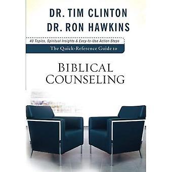 Snabbguide till biblisk rådgivning