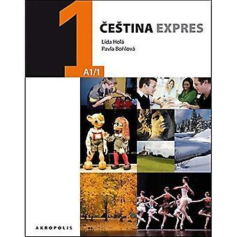 Cestina Expres / Czech Express 1 - Pack (book + audio CD)