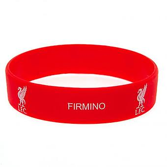 Liverpool siliconen armband Firmino