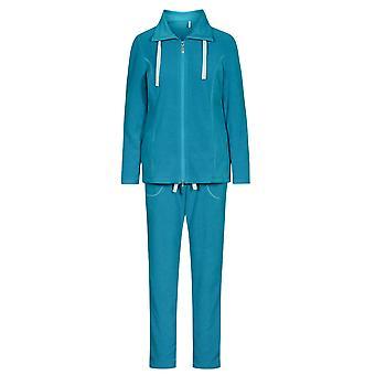 Rösch 1884169-11723 Women's New Romance Lagoon Blue Loungewear Set