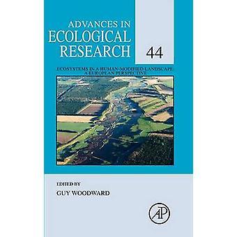Écosystèmes dans une Perspective européenne HumanModified paysage A par Woodward & Guy