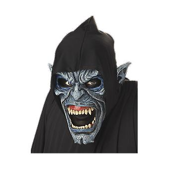 Adult Night Monster Ani-Motion Mask Halloween Fancy Dress Costume Accessory