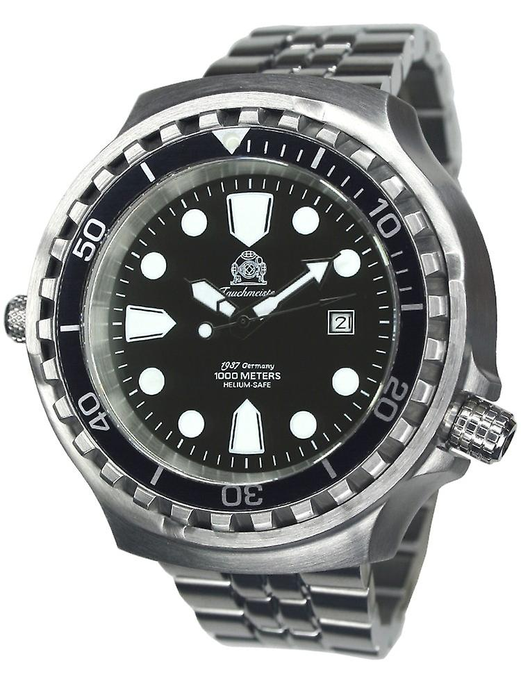 Tauchmeister Xxl Automatic dive watch T0254m 1000 M