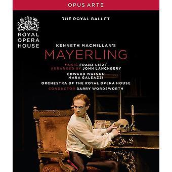 Mayerling - importation USA Mayerling [BLU-RAY]