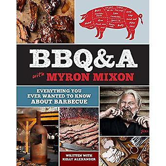 BBQ&A med Myron Mixon
