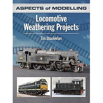 Aspects of Modelling - Locomotive Weathering Projects by Tim Shackleto