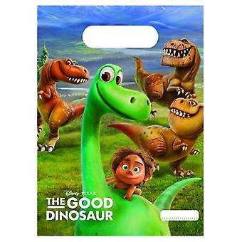 The good Dinosaur Dino Arlo & spot party bags gift bags 6 piece children birthday theme party