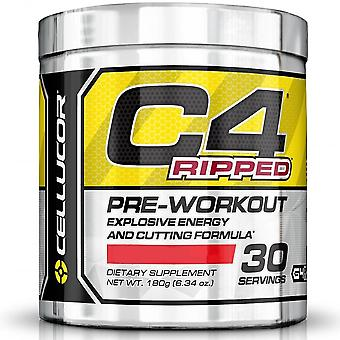 Cellucor C4 Ripped G4 Chrome Series