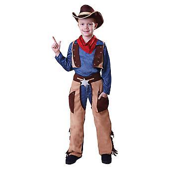 Bristol novinka/děti divoký západní kovbojský kostým