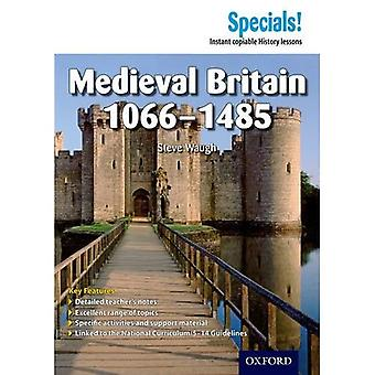 History: Medieval Britain 1066-1485 (Secondary Specials!)