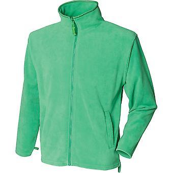 Henbury - Mens Microfleece Mens Jacket
