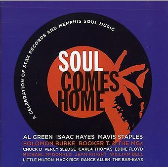 Sjelen kommer hjem: Feiring av Stax Records & -sjel kommer hjem: feiring av Stax Records & Mem [DVD] USA import