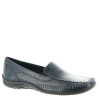 Walking Cradles Womens Tippy Square Toe Loafers