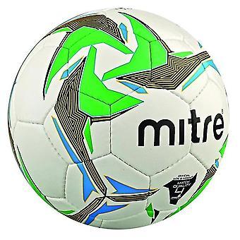 Mitre Nebula Futsal Football Soccer Match Training Ball White/Green