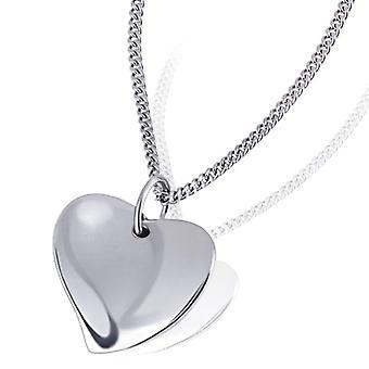 Goldmaid Silver Women's necklace oxidised 45cm