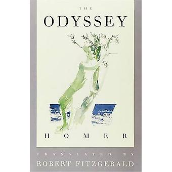 The Odyssey by Homer - Robert Fitzgerald - D S Carne-Ross - 978037452