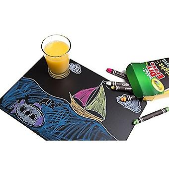 Imagination Starters 8.5 'quot; x 12'quot; Themed Chalkboard Placemats - Set of 4 (Transportation)