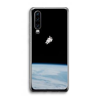 Funda transparente Huawei P30 - Solo en el espacio