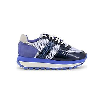 Bikkembergs - Shoes - Sneakers - FEND-ER_2087-MESH_PERIWINKLE - Women - cornflowerblue,navy - 41