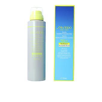 Shiseido Sport unsichtbare Schutznebel Spf50+ 150 Ml Unisex