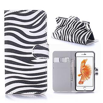 IPhone Case 8 / iPhone 7 Reason Zebra Black and White - Crazy Kase