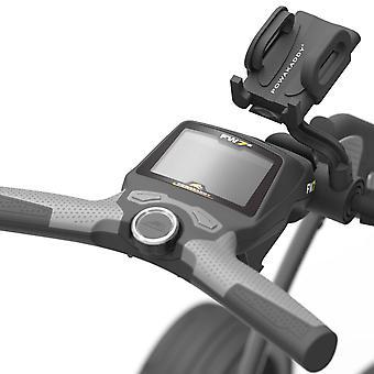 Powakaddy Unisex 2019 Univ. Adjustable Golf Trolley GPS/Smartphone Holder