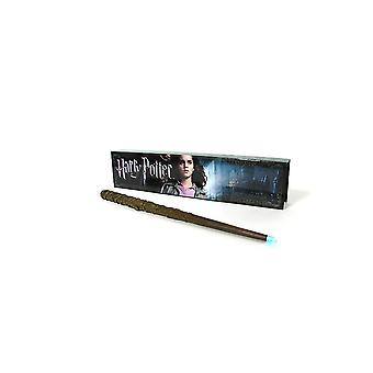 Hermelien Griffel licht-up Wand Prop Replica uit Harry Potter