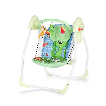 Chipolino Baby Rocker Comfort Electric Music, Play Bow, 4 Speeds