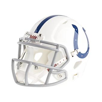 Riddell mini football helmet - NFL speed of at Indianapolis Colts