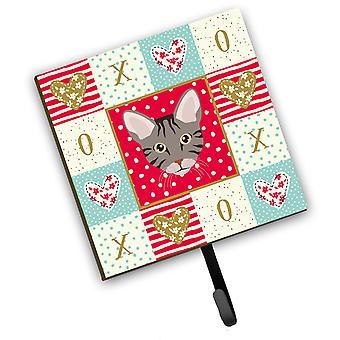 Carolines Treasures  CK5138SH4 Ocicat Cat Love Leash or Key Holder