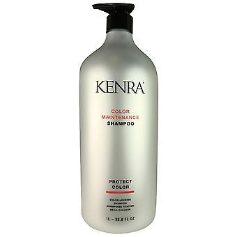 Kenra kleur onderhoud shampoo zacht om te helpen behouden kleur 33.8 oz