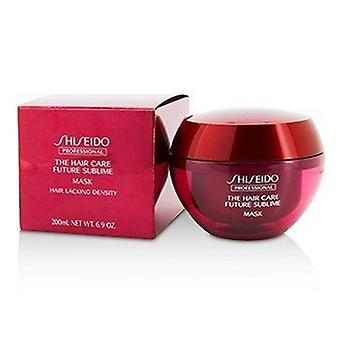 Shiseido die Haarpflege Zukunft Sublime Maske (Haar fehlt Dichte) 200ml/6,9 Unzen