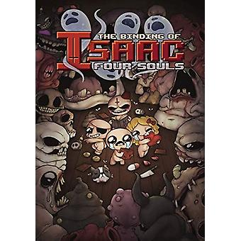 The Binding of Isaac Four Souls Card Game