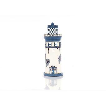 "4.5"" x 4.5"" x 11.5"" Vintage Lighthouse"