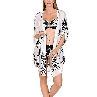 Lisca 49388 Women's Ocean City Floral Beachwear Cover Up