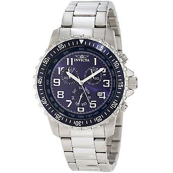 Invicta Specialty 6621 ruostumattomasta teräksestä Chronograph Watch