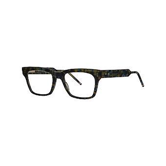Thom Browne TBX418 03 Navy Tortoise Glasses