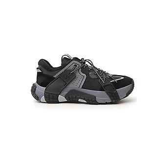 Valentino Garavani Ty2s0c75cdk22m Men's Black Polyester Sneakers