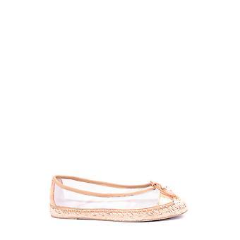 Ras Ezbc414001 Women's Gold Nylon Flats