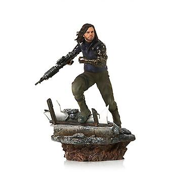 Iron Studios 01:10 Iarna Soldier BDS Art Scale Statuia - Avengers: Endgame