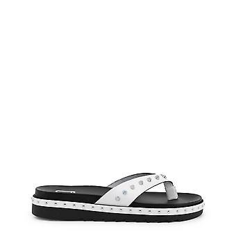 Ana Lublin Original Women Spring/Summer Flip Flops - White Color 30775