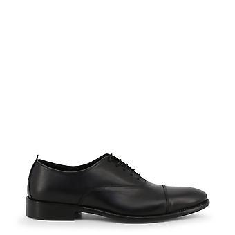 Made in Italia Original Men Spring/Summer Lace Up - Black Color 34121