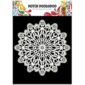 Dutch Doobadoo Dutch Mask Art stencil Circle A5 470.715.504