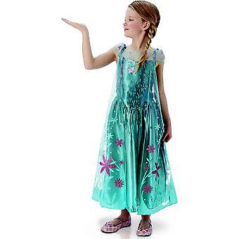 Déguisement Elsa Frozen Une fête givrée fille