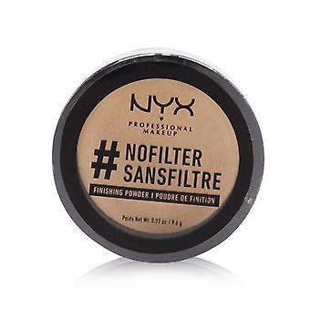 NYX Nofilter Finishing Powder - # Golden 9.6g/0.33oz