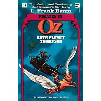 Pirates in Oz by Thompson & Ruth Plumly