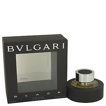 ブルガリ ブラック (ブルガリ) ケルンによってジャンフランコフェレオーデトワレ (男女兼用) 75 ml