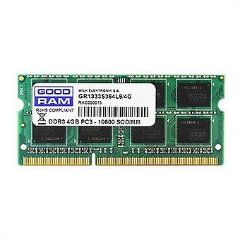 RAM Memory GoodRam GR1600S3V64L11S 4 GB DDR3