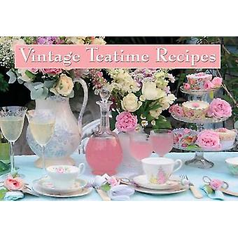 Vintage Teatime Recipes by Salmon - 9781846403651 Book