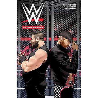WWE - The Sami and Kevin Show by Dennis Hopeless - 9781684153176 Book